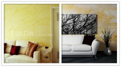 性能大PK---墙艺涂料与传统墙面装饰材料你选哪个