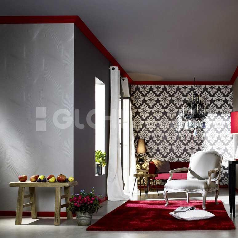 欧式风格沙发背景