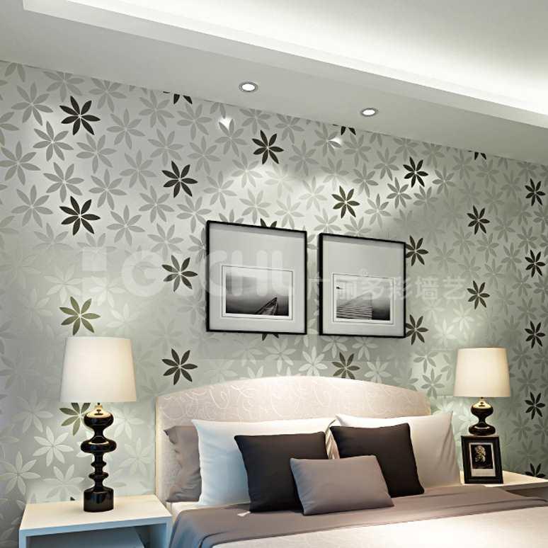手工墙纸 卧室