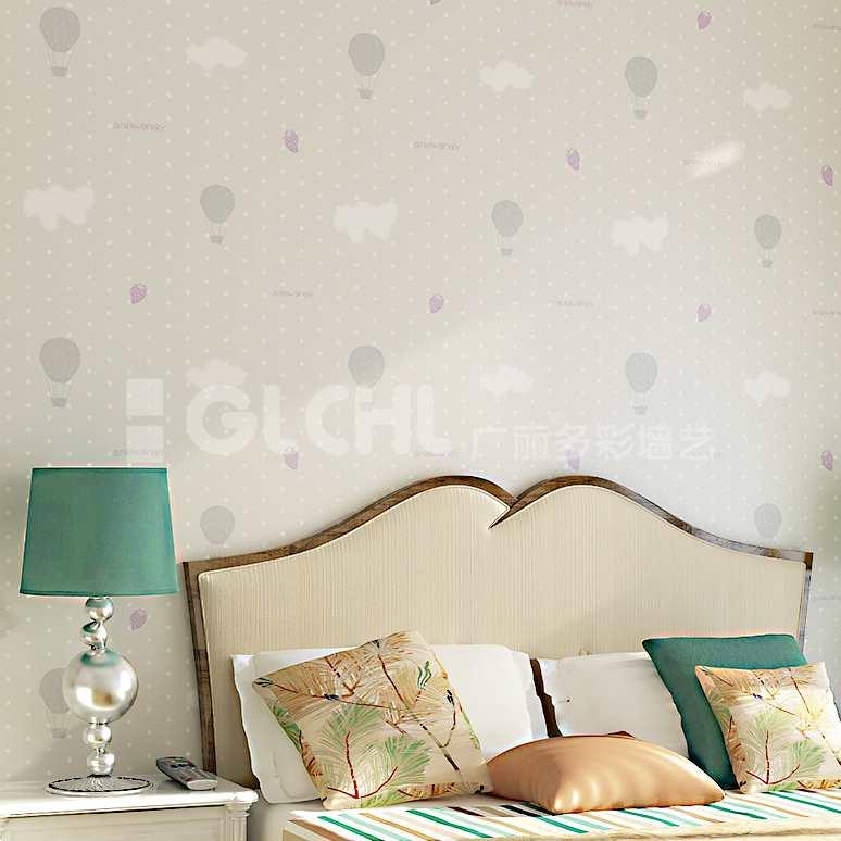 现代风格手工墙纸